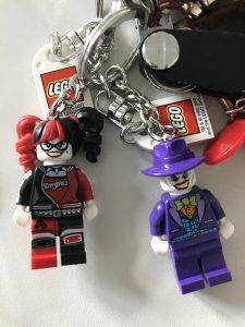 Lego-Joker and Lego-Harley Quinn